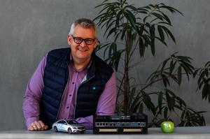 Alexander Noack, Managing Director of b-plus technologies GmbH